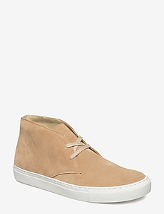 LIAM S - desert boots - sand