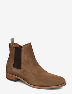 STB-DEV S - chelsea boots - tobacco