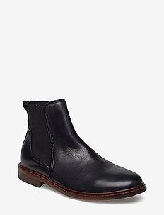 STB-WYATT L - chelsea boots - black