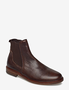 STB-WYATT L - chelsea boots - brown
