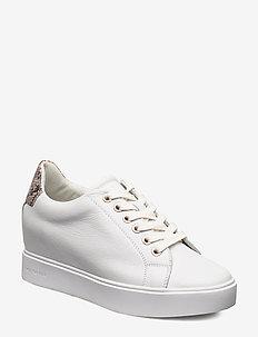 AVA GRAIN - låga sneakers - mix