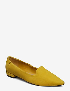 ZOLA LOAFER - loafers - yellow