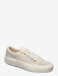 STB-ANDREA T - lave sneakers - white / white