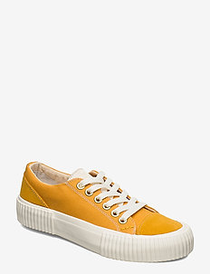 STB-ANDREA T - lave sneakers - yellow