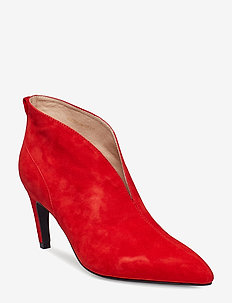 VANESSA LOW CUT S - RED