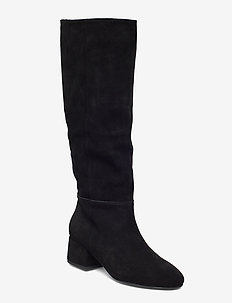 SOPHY TALL BOOT S - BLACK