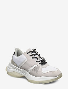 STB-ROMINA SNEAKER - lave sneakers - white