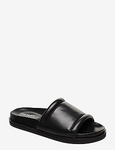 STB-FAMARA SLIDE L - pool sliders - black