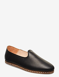 STB-KHALO SLIPPER L - BLACK
