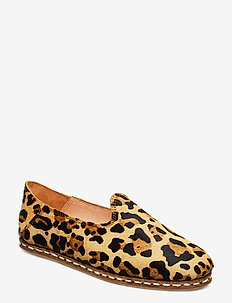 STB-KHALO SLIPPER LEO - BROWN LEO