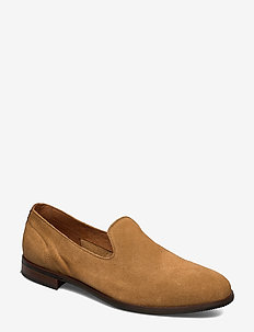 STB-REY S - loafers - camel