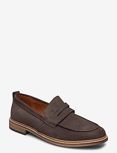 STB-ALONSO S - loafers - brown