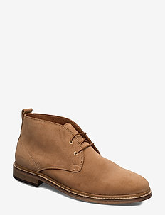 STB-CALEB S - desert boots - camel