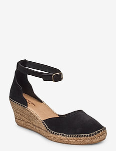 STB-SALOME ANKLE STRAP - BLACK