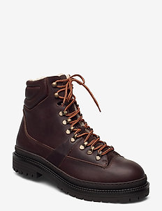 STB-ARVID L - vinter boots - brown