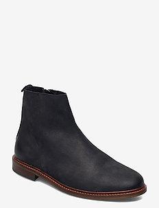 STB-WESLEY N - chelsea boots - black