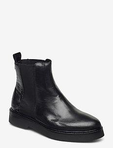 STB-BILLIE CHELSEA - chelsea støvler - black