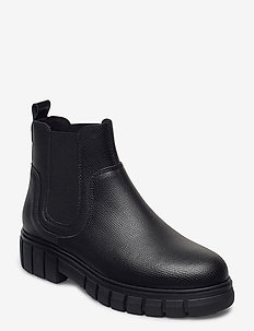 STB-REBEL CHELSEA WARM L - chelsea boots - black