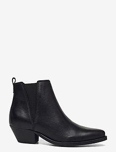 STB-ARIETTA CHELSEA L - chelsea boots - black
