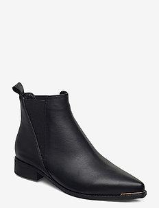 STB-MIHO CHELSEA L - chelsea støvler - black
