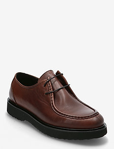 STB-COSMOS APRON L - loaferit - brown
