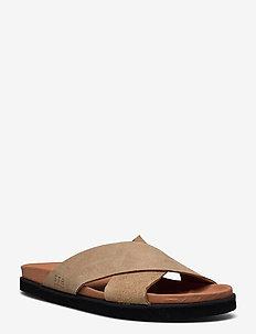 STB-LUMA CROSS S - sandals - sand