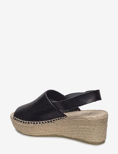 Shoe The Bear Alice- Espadryle Black