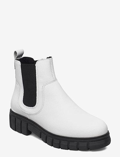STB-REBEL CHELSEA WARM L - chelsea støvler - white