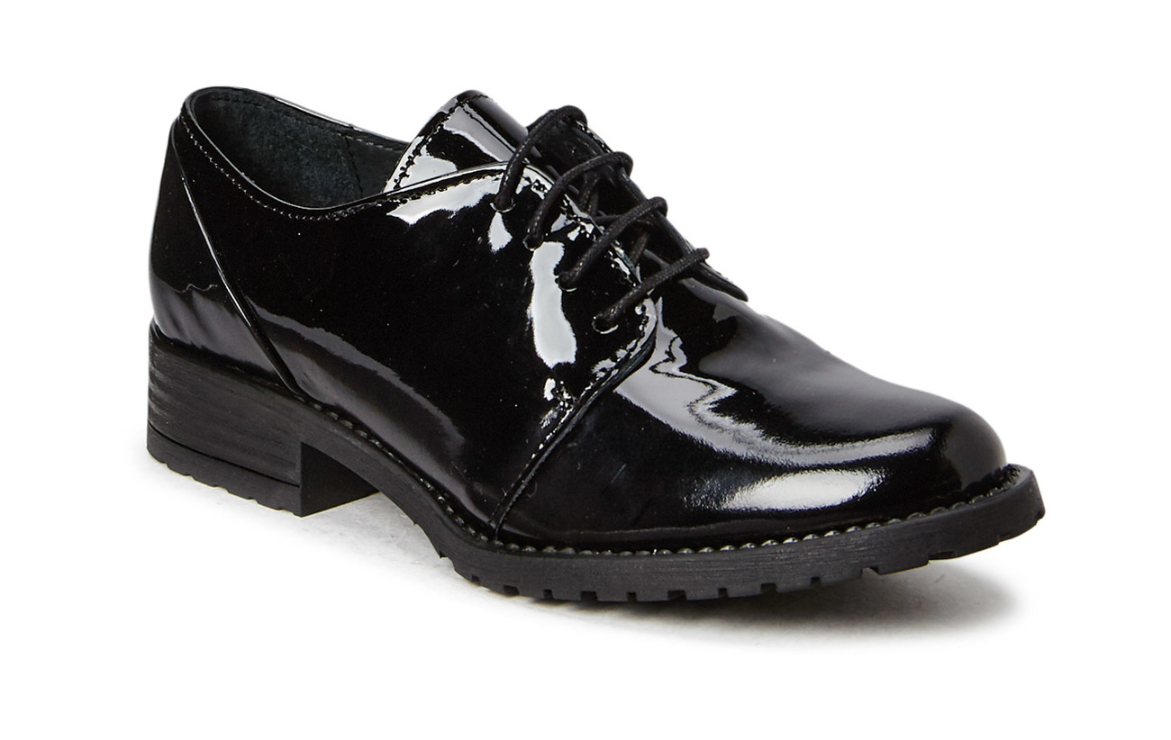 Shoe Biz Shoe w/Laces - BLACK
