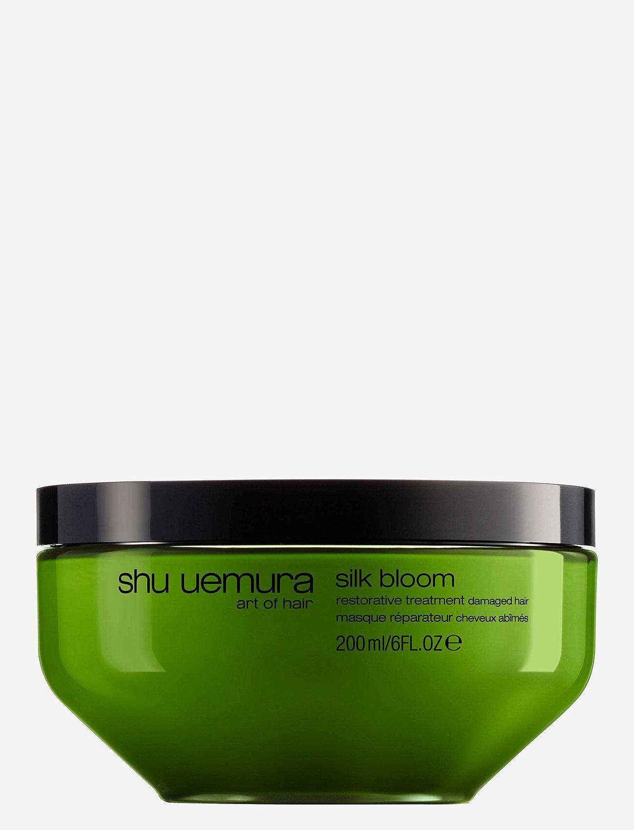 Shu Uemura Art of Hair - Silk Bloom Masque - hårmasker - clear - 0