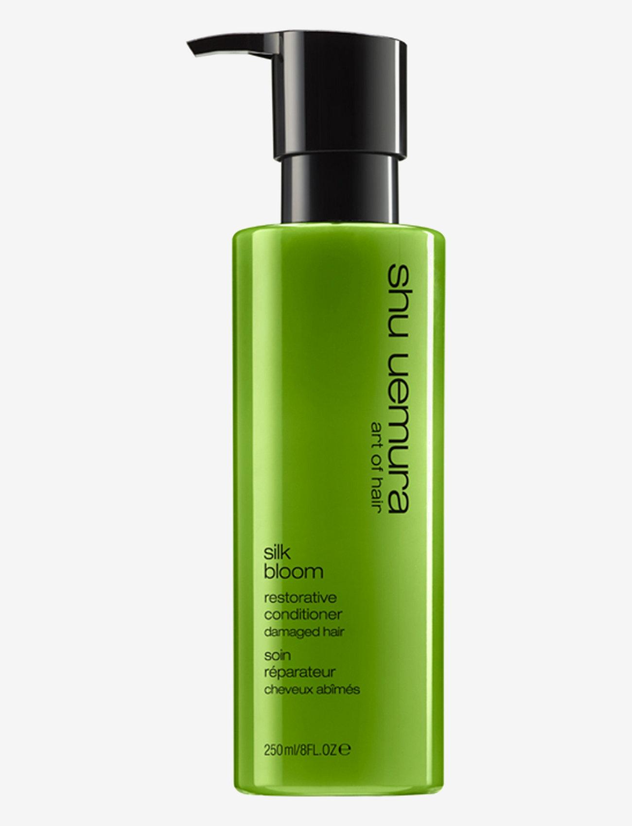 Shu Uemura Art of Hair - Silk Bloom Conditioner - balsam - clear - 0