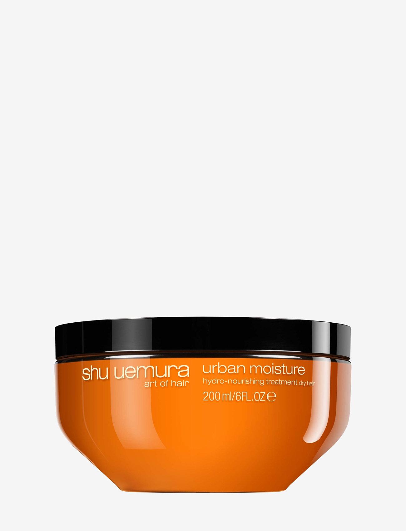 Shu Uemura Art of Hair - Urban Moisture Masque - hårmasker - clear - 0