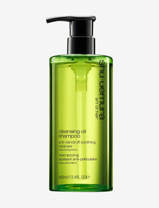 Cleansing Oil Anti-Dandruff Shampoo (Green) - shampoo - clear