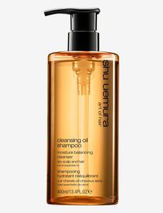Cleansing Oil Dry Scalp (Orange) - shampoo - clear