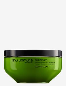 Silk Bloom Masque - hårmasker - clear