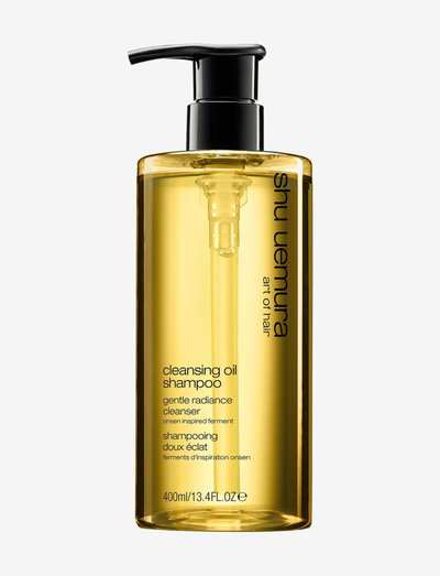 Cleansing Oil Shampoo All Hair Types (Golden) - shampo - clear