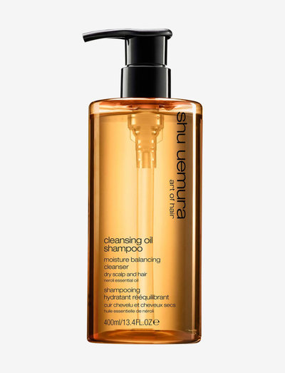 Cleansing Oil Dry Scalp (Orange) - shampo - clear