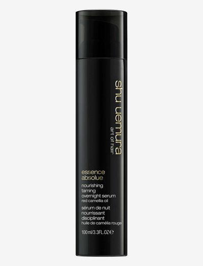 Essence Absolue Yoru Overnight Serum - hårkurer - clear