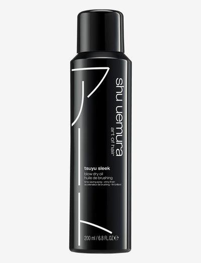 Tsuyu Sleek - hårolje - clear