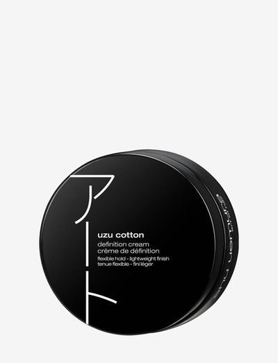 Uzu cotton - stylingkrem - clear