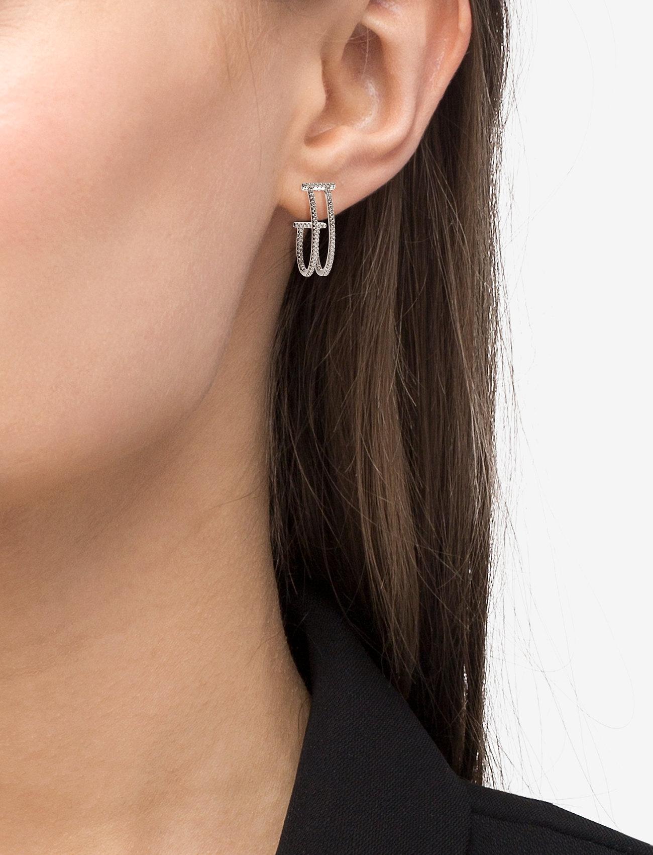 Sif Jakobs Jewellery FUCINO LUNGO EARRINGS - SILVER