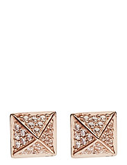 PANZANO EARRINGS - GOLD