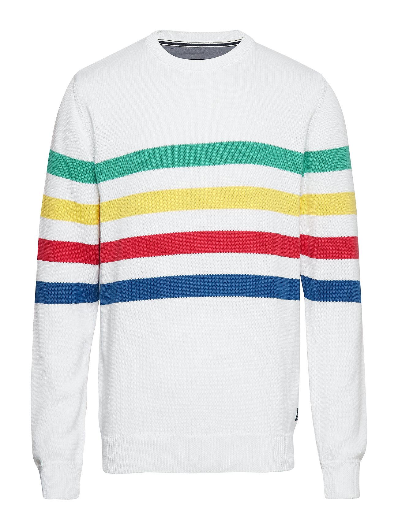 Signal Knit - WHITE