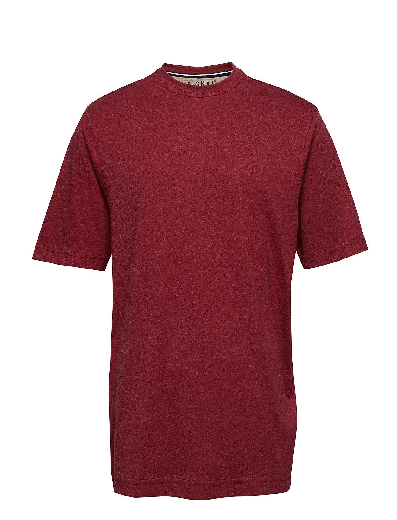 Signal T-shirt/Top - RED SAIL MELANGE