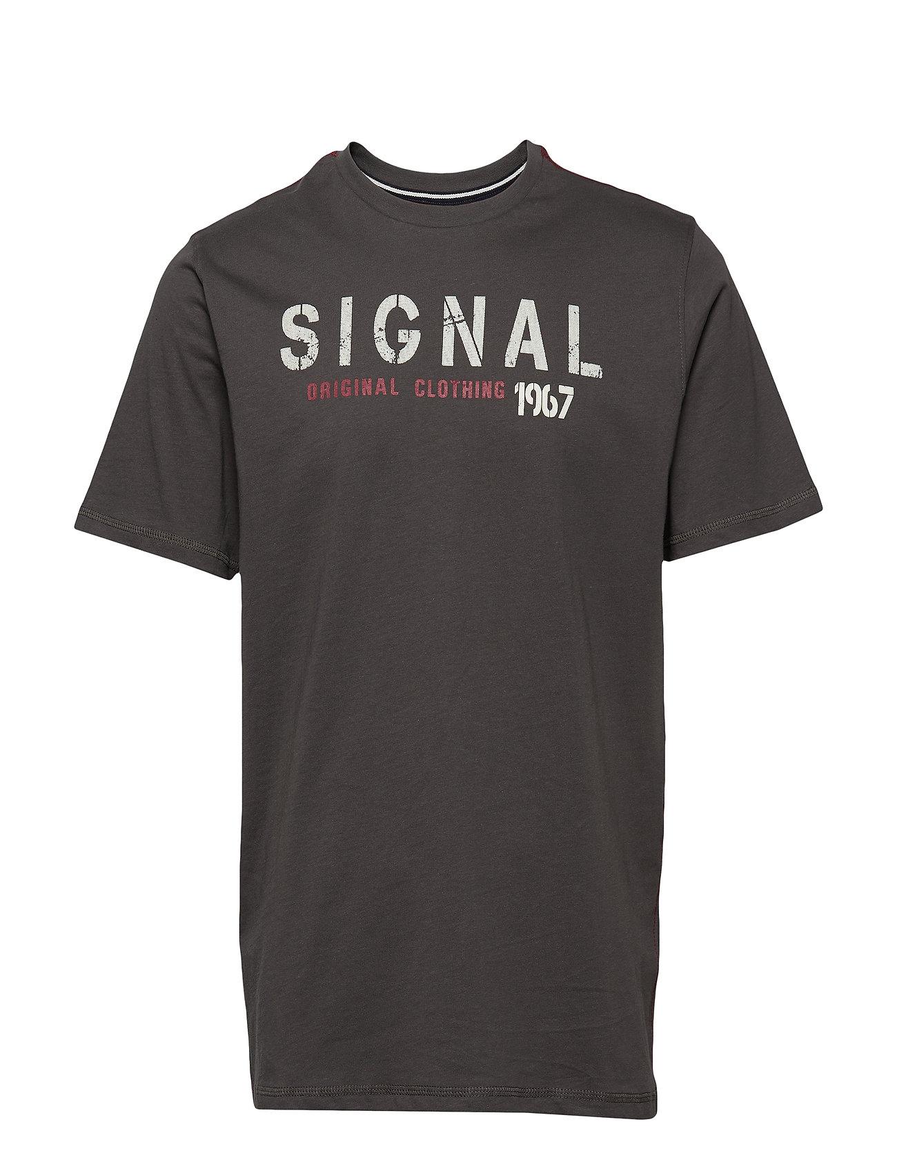 1df1c938f80 T-shirt/top (Earth Brown) (119.40 kr) - Signal - | Boozt.com