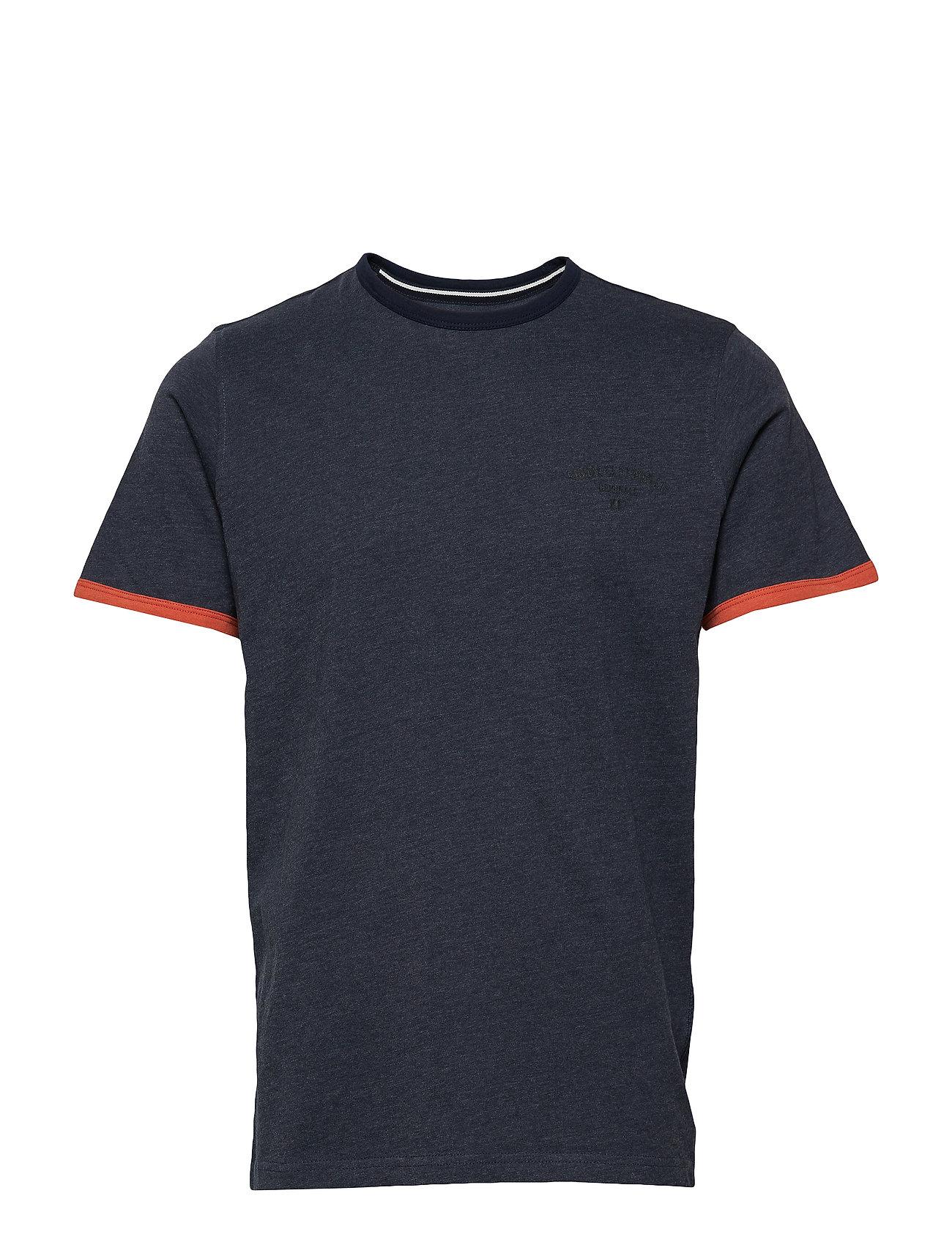 shirt MelangeSignal T T topduke Blue n8wv0NmO