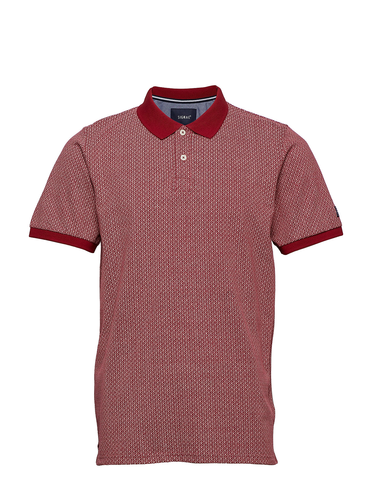 Signal Polo - RED SAIL