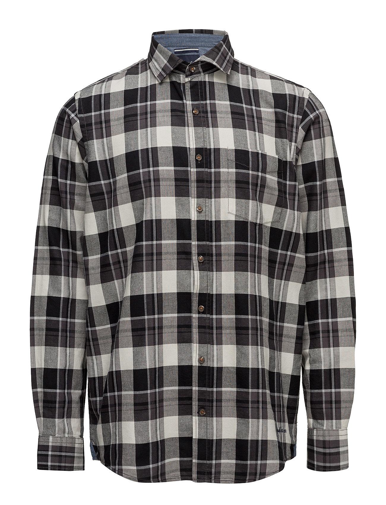 Signal L/S Shirts - BLACK