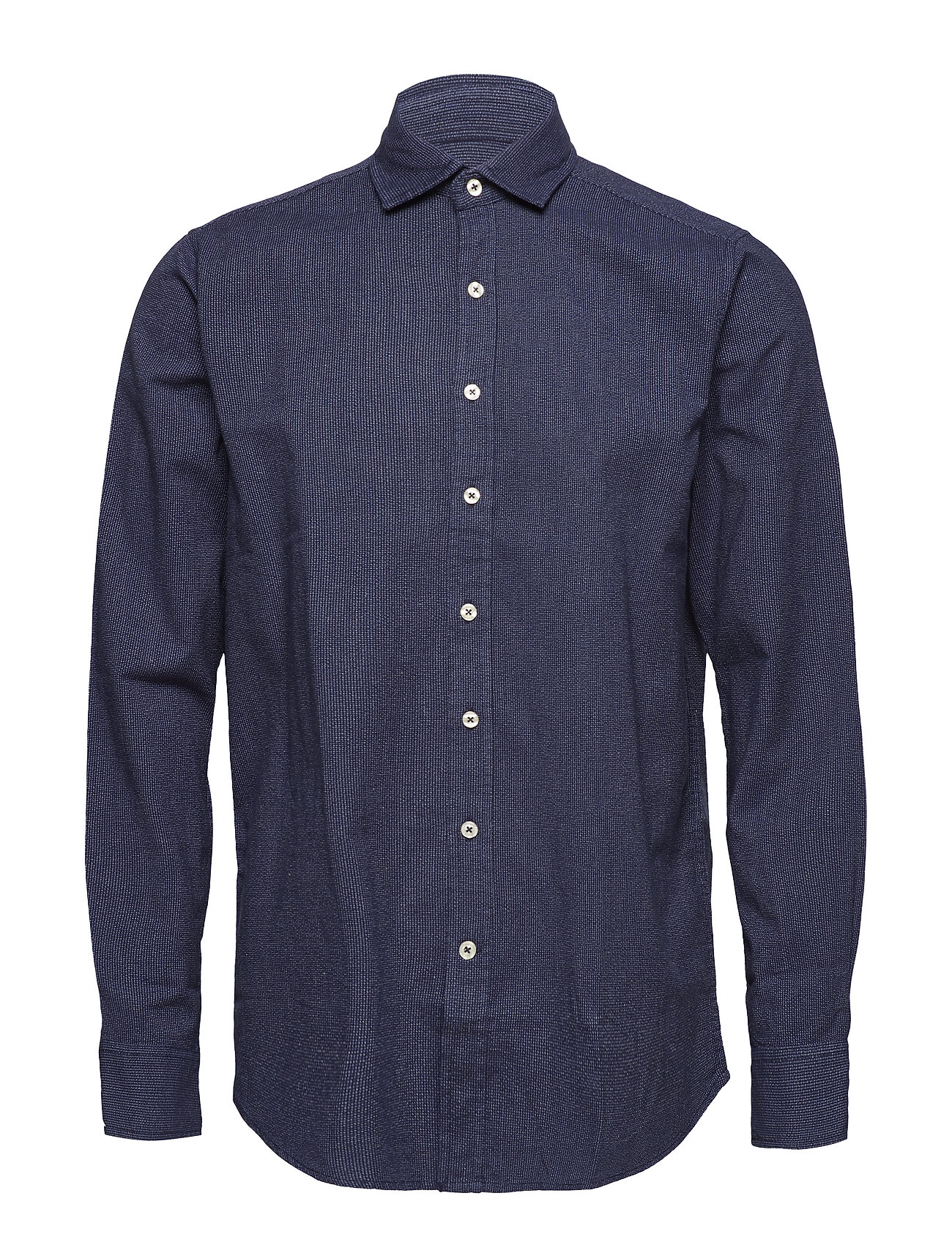Signal L/S Shirts - DUKE BLUE