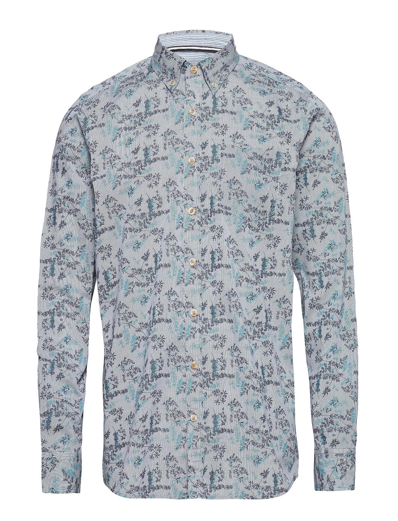 Signal L/S Shirts - INDIGO MOOD